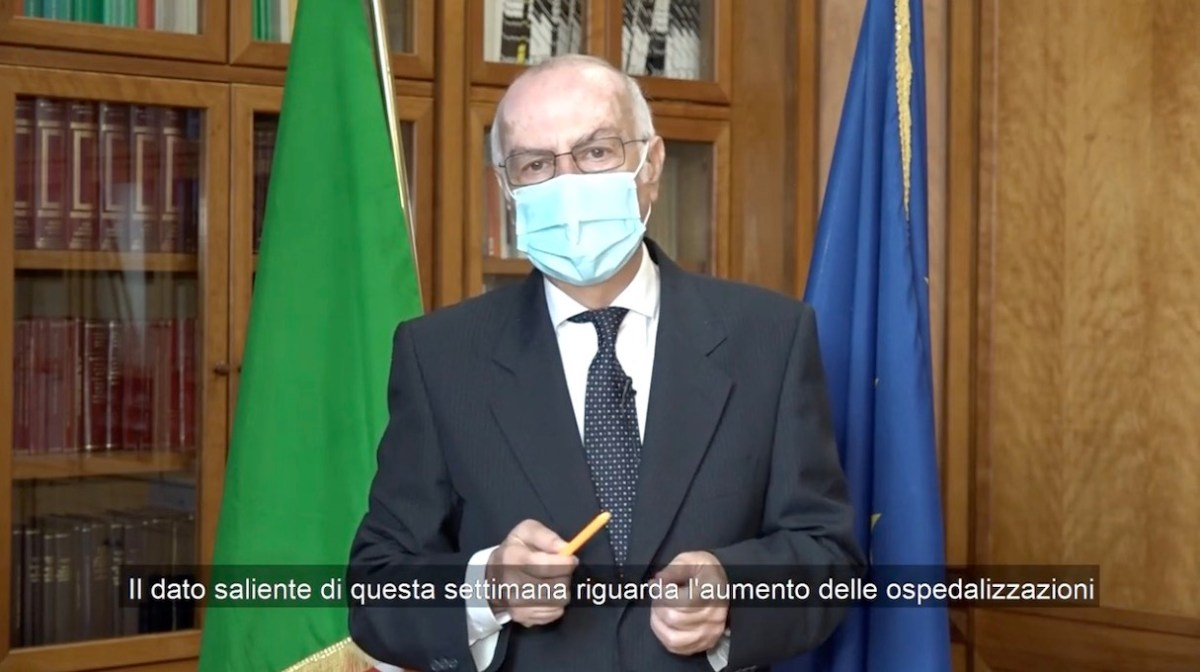 Covid-19: Giovanni Rezza