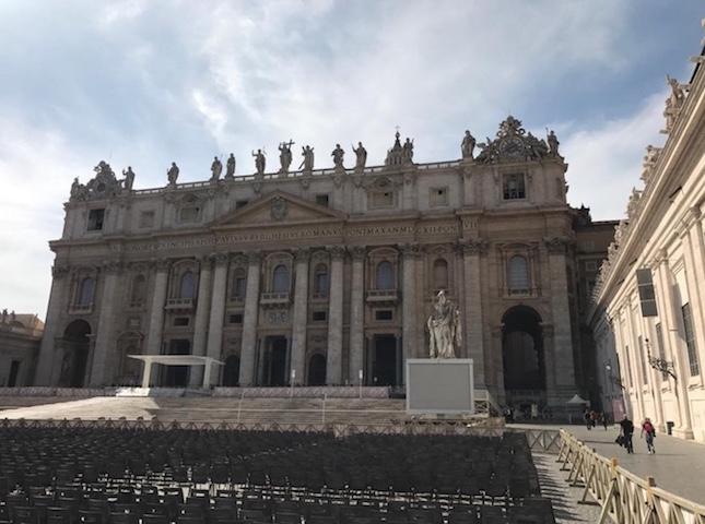 Udienza Generale di Papa Francesco, mercoledì 10 febbraio 2020