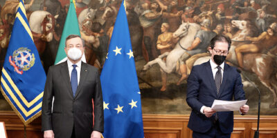 presidente Draghi sottosegretario Garofoli