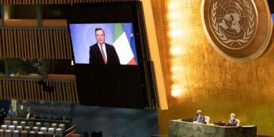 Draghi-76a-Assemblea-Generale-Nazioni-Unite